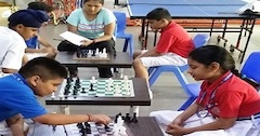Inter-House Chess Competition
